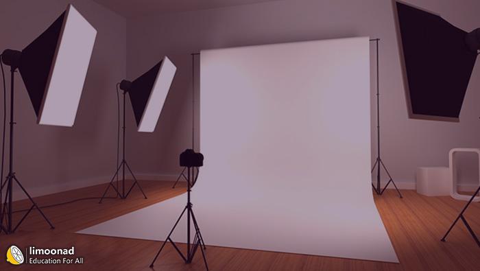 فیلم آموزش پروژه محور فتوشاپ: اصول تغییر پس زمینه یک عکس آتلیه ای