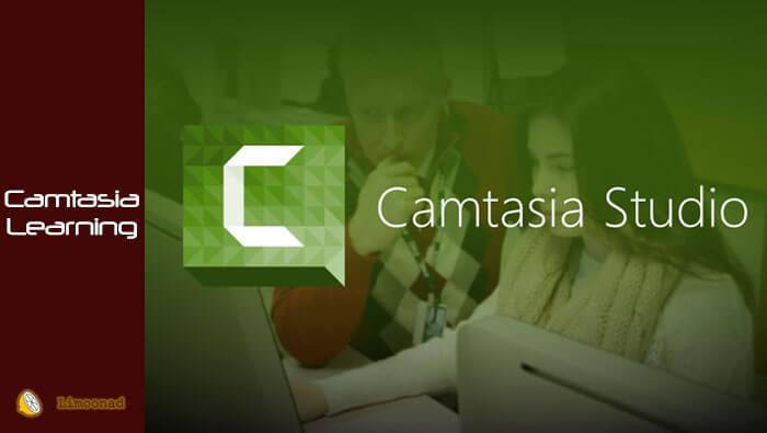 فیلم آموزش Camtasia کمتازیا - ساخت فیلم آموزشی
