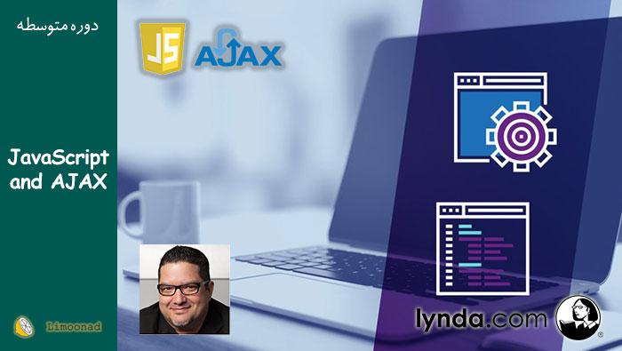 آموزش کامل Ajax  و JavaScript با ساخت autocomplete- دوبله فارسی لیندا