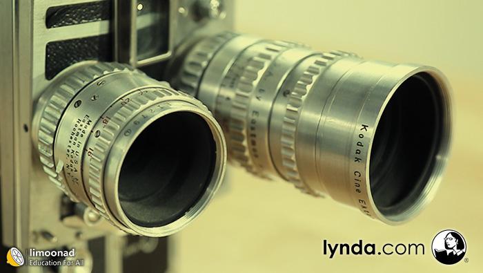 فیلم آموزش عکاسی : فوکوس خودکار - دوبله فارسی از لیندا