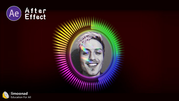 فیلم آموزش ساخت موزیک پلیر اکولایزر با After Effects - قسمت سوم