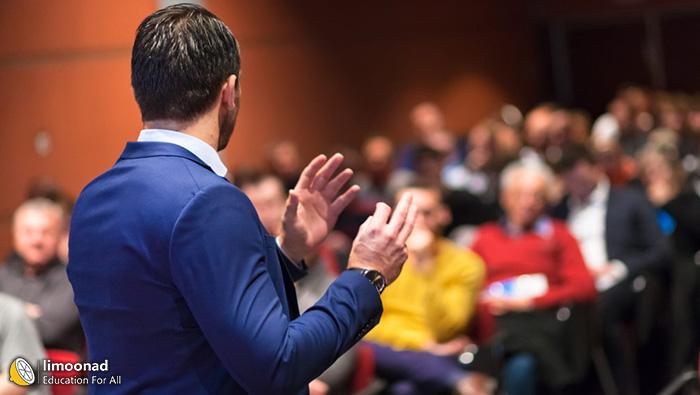 آموزش سخنرانی و فن بیان - چگونه یک سخنرانی خوب داشته باشیم ؟