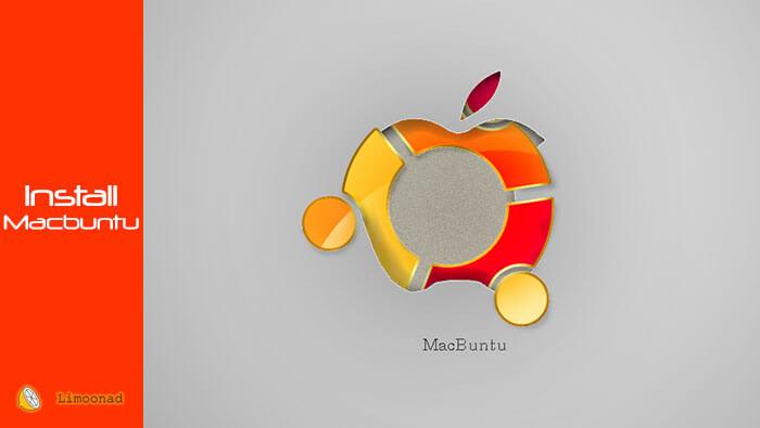 فیلم آموزش تغییر ظاهر سیستم عامل به شکل مک با Macbuntu