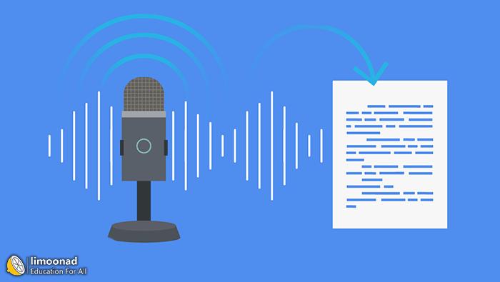 آموزش ویدیویی تبدیل صوت به متن برای زبان فارسی